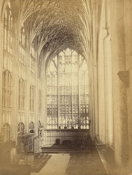 Gloucester Cathedral, The Choir, Looking East